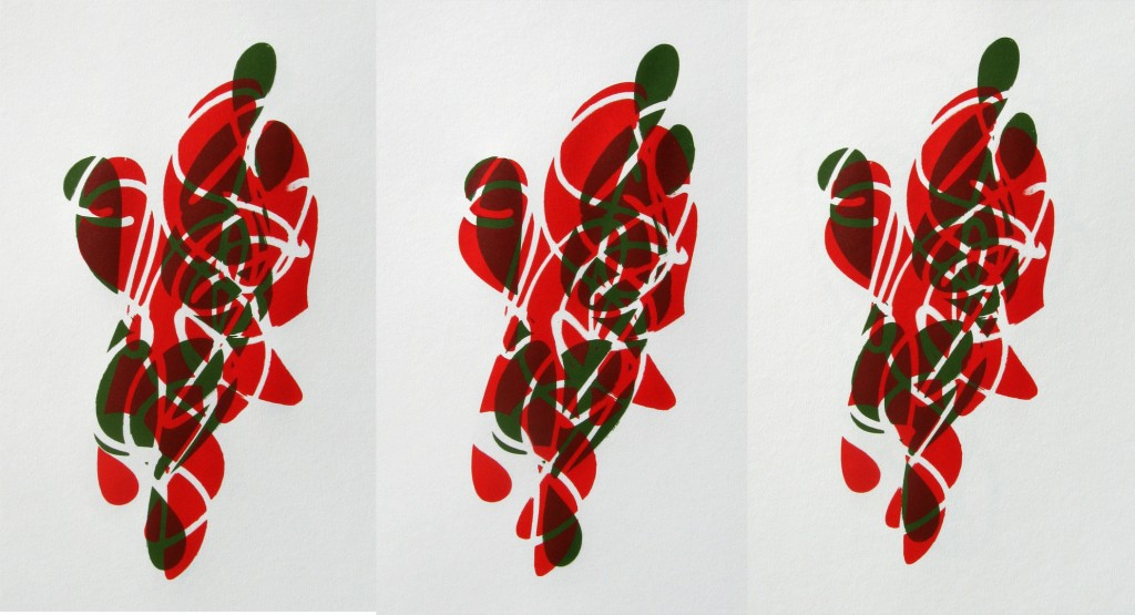 03-11-12 2 Figures in Green and Orange